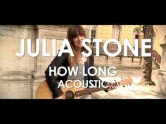 Julia Stone - How Long - Acoustic [ Live in Paris ]