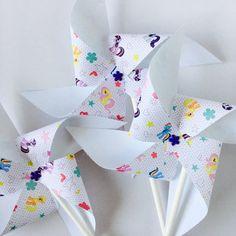 My Little Pony Pinwheel Cake Picks by PicktheCake on Etsy
