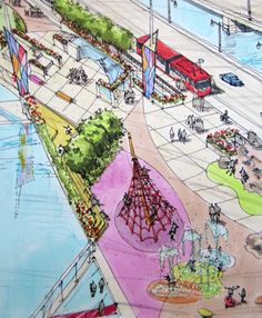 Exciting Design Competition for a Bridge Park in Washington, D.C.