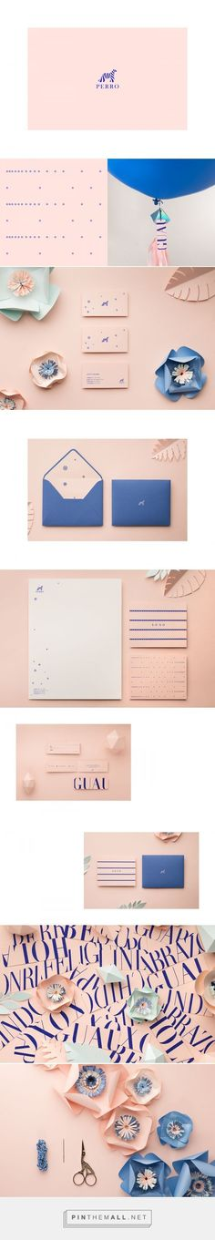 Perro on Behance... - a grouped images picture - Pin Them All