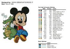 Mickey w/ dragon 2 of 2