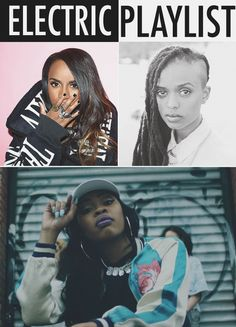 Electric playlist #6 features some amazing songs from Kelela, TINK, Guvna B, Tazer, Dornik, M.I.A. and Angel Haze.