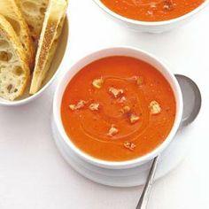 Recept - Italiaanse tomatensoep - Allerhande