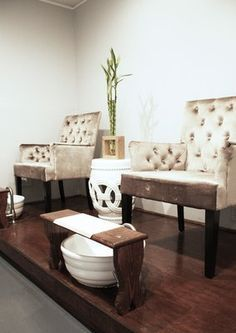 small pedicure station - Google Search More