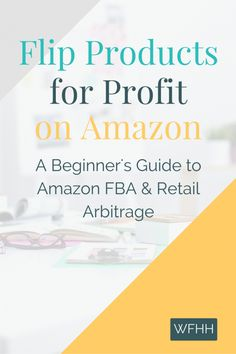 Looking for a profitable side hustle you can start in your free time? This beginner's guide will show you how to easily flip products for profit on Amazon using FBA.