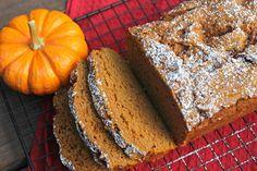 Easy Pumpkin Bread - Carolina Charm