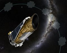 A rendering of NASA's Kepler spacecraft, which has so far discovered 4,175 potential planets. Credit T Pyle/JPL-Caltech/NASA.   Scientists have found more new planets orbiting their stars that look a lot like Earth. The next question: how to study them more closely.
