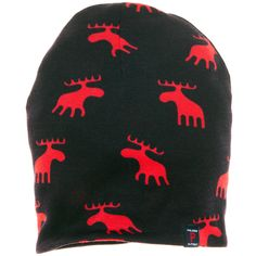 MANY A MOOSE FUNCTION CAP (CHILD)