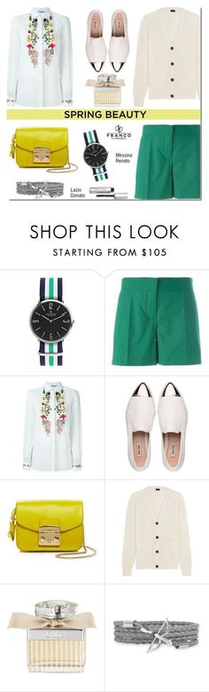 """Perfume for Spring"" by mada-malureanu ❤ liked on Polyvore featuring Vanessa Bruno, Blumarine, Miu Miu, Furla, Joseph, Chloé, Bobbi Brown Cosmetics, francoflorenzi and sprinscent #miumiuperfume"
