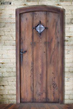 Dveře s dvojitým těsněním a vnitřní izolací přes které netáhne jsou vhodné do chalup.<br>