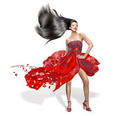 Red Oasis Dating caters for mature dating and those aged over Browse for free now! Fashion Art, Luxury Fashion, Dating Girls, Girls Wear, The Dress, Most Beautiful, Beautiful Ladies, Strapless Dress, Ballet Skirt