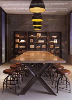 WK Möbel SCHREIBTISCH 50er 60er Mid Century Design Bauhaus Magg