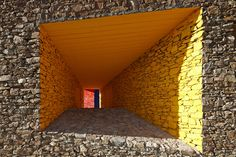 Centro de Visitantes Rio Niyang  / Standardarchitecture + Zhaoyang Architects © Chen Su