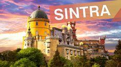 Sintra - Portugal :: 3 atrações imperdíveis - via 3em3 | Neste episódio, visitamos: 1) Quinta da Regaleira 2) Palácio da Pena 3) Piriquita