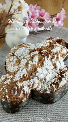 Easter Food, Easter Recipes, Easter Eggs, Italian Desserts, Italian Recipes, Menu Cards, Menu Design, Cake Batter, Kefir