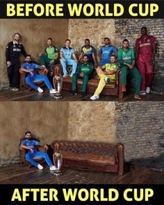 History Of Cricket, Cricket World Cup, Funny Baby Memes, Funny Jokes, Cricket Sport, Icc Cricket, Ms Dhoni Wallpapers, Ms Dhoni Photos, Bollywood Funny