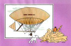 Ballon 29 : Dirigeable Santos-Dumont III
