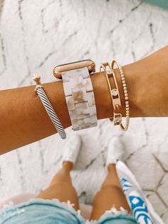 Apple Watch Band – SoCo & Company - In the spirit of celebrating the real reason for the season, we will be celebrating the 12 days till - Apple Watch Accessories, Jewelry Accessories, Fashion Accessories, Fashion Jewelry, Steampunk Fashion, Gothic Fashion, Fashion Bracelets, Jewelry Sets, Cuff Bracelets