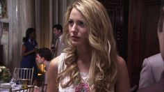 #serena #vanderwoodsen #season #one #1x02 #TheWildBrunch #blake #blakelively #gg #gossip girl