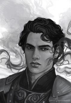 Azriel, the Shadowsinger of the Night Court