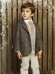 La Stupenderia children's clothes..... how cute is he.....