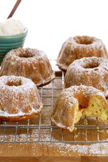 DeLallo Italian Desserts Recipes: Sweet Ricotta Easter Cake