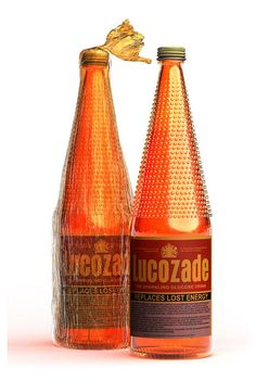 The Great British Tuck Shop Lucozade (2011) | by Phil Norman - 3D Generalist