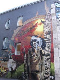 montreal native art (grafitti)