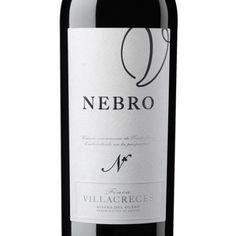 Nebro es un vino elaborado por Finca Villacreces en las añadas de gran cálidad, con denomibnación de origen Ribera del Duero.