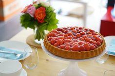 """Die Beeren sind los"": Erdbeersaison startet http://lelife.de/2017/05/die-beeren-sind-los-erdbeersaison-startet/ #Erdbeeren #Rezepte #Kuchen #Backen #Lecker"