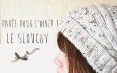 J'avais craqué l'hiver dernier sur un modèle de bonnet torsadé, plutôt loose, en coloris naturel...bref : LE bonnet de l'hiver. Sauf que......