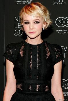 Scrumptious and Sexy Carey Mulligan