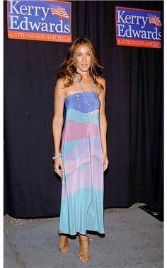 Τα 20 ωραιότερα φορέματα της Sarah Jessica Parker