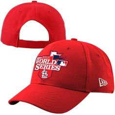 St. Louis Cardinals 2013 World Series 9FORTY Adjustable New Era Hat