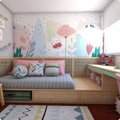 Metal Wall Art Home Decoration Small Room Bedroom, Baby Bedroom, Home Bedroom, Girls Bedroom, Bedroom Decor, Bedrooms, Kids Bedroom Designs, Kids Room Design, Dream Rooms