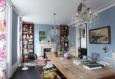 *Дизайн и декор* - Дом в Лондоне