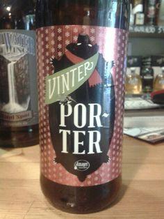 Vinter Porter, Amager, robust porter, Denmark