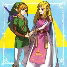The Legend of Zelda A Link Between Worlds via Pixiv