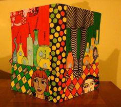 "copertina quaderno ""art journaling calendar 2013"""