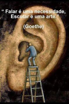 Pensamentos...: Goethe...