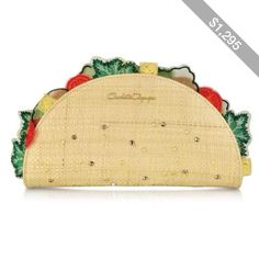 Taco purse LOL my purse is making me hungry