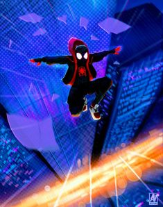 Miles Morales - Ultimate Spider-Man, Into the Spider-Verse Spiderman Suits, Black Spiderman, Spiderman Spider, Spider Gwen, Miles Morales Spiderman, Dungeons And Dragons Homebrew, Comic Games, Spider Verse, Marvel Cinematic Universe