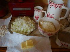 Soupe a l'oignon !!!cookeo usb