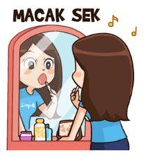 Funny Face Cartoon Anime 63 Ideas For 2019 Funny Cartoon Quotes, Funny Baby Quotes, New Funny Memes, Funny Memes About Girls, Super Funny Quotes, Funny Kids, Cartoon Fun, Fun Funny, Friend Quotes For Girls