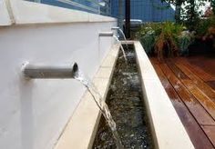 Image result for modern water garden