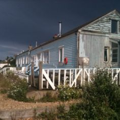 The Battery, Seasalter, Kent. I walk by this place often on my dog walks.absolutely love it! Whitstable Kent, Shanty Chic, Kent Coast, South East England, Beach Cottages, Staycation, Dog Walking, Walks, Seaside