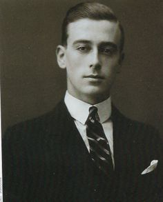 Lord Louis Mountbatten, 1st Earl Mountbatten of Burma, was a British statesman and naval officer, an uncle of Prince Philip, Duke of Edinburgh, and second cousin once removed to Queen Elizabeth II. Description from pinterest.com. I searched for this on bing.com/images