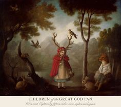 Stephen Mackey - Children of the Great God Pan