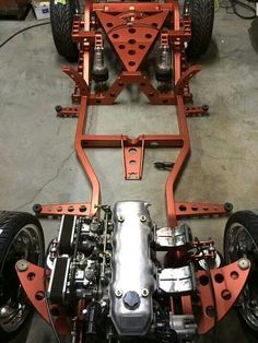 I'm not into the mini truck scene, but this is impressive fabrication...