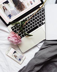 The Fashionista's Diary Responsive Blog Design